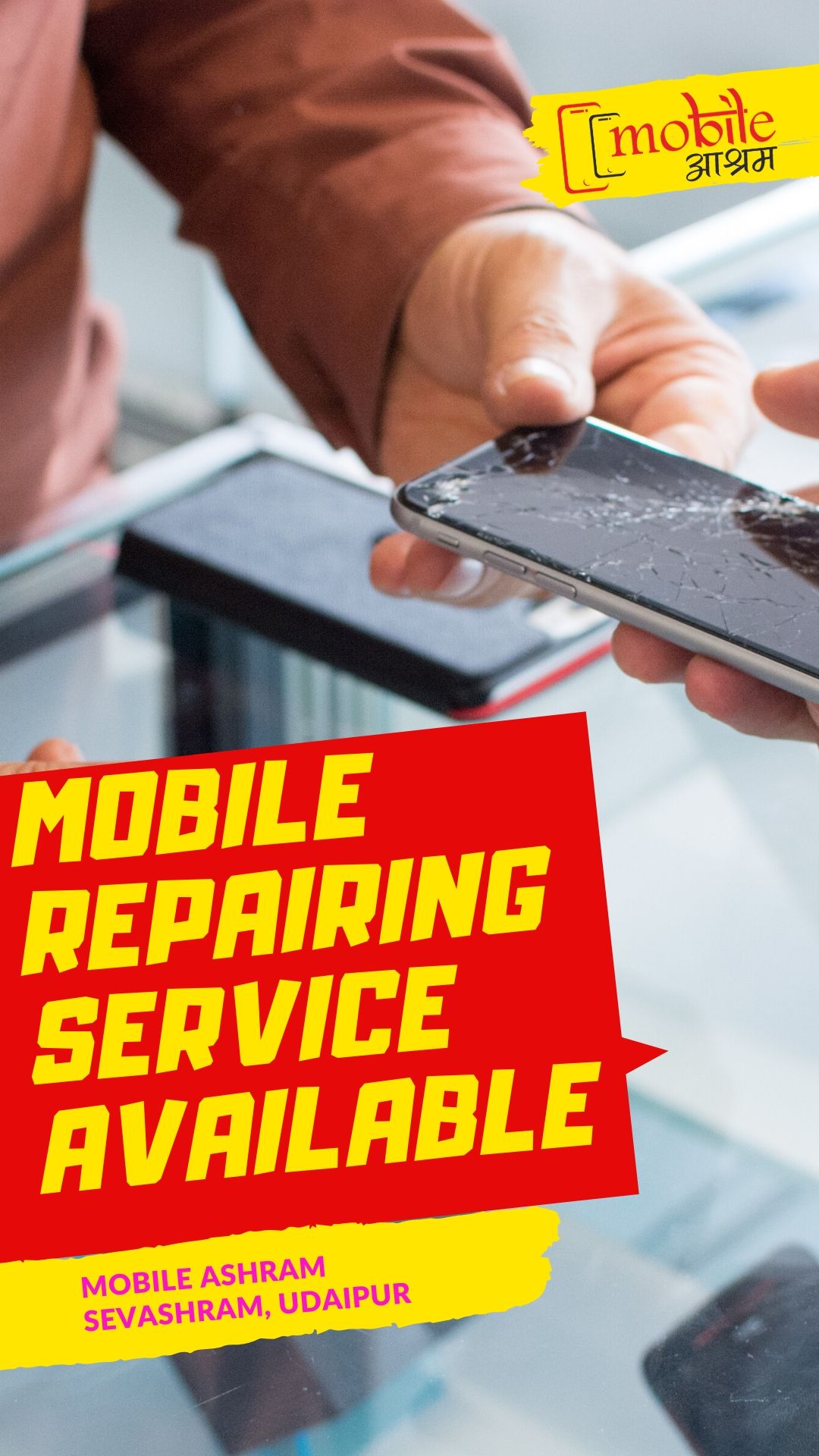 Mobile Repairing in Udaipur